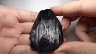 Minerales de Colección - Wolframita  con Cuarzo y Arsenopirita - Wolframite - Panasqueira - Portugal