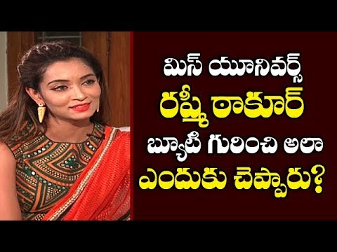 Studio One Exclusive Interview With Miss Planet India 2016 Rashmi Thakur - Studio One