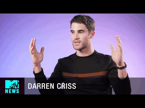 Darren Criss On the 'Mind Blowing' Story Of Gianni Versace's Murderer | MTV News