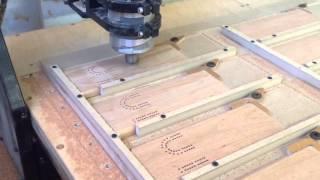 Cribbage Board Jig