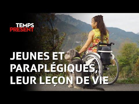 datând un tip paraplegic
