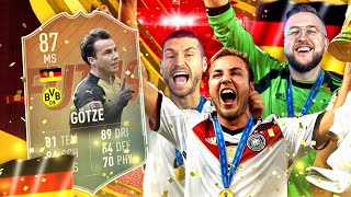 FIFA 19: MARIO GÖTZE FLASHBACK Squad Builder Battle 🔥😱