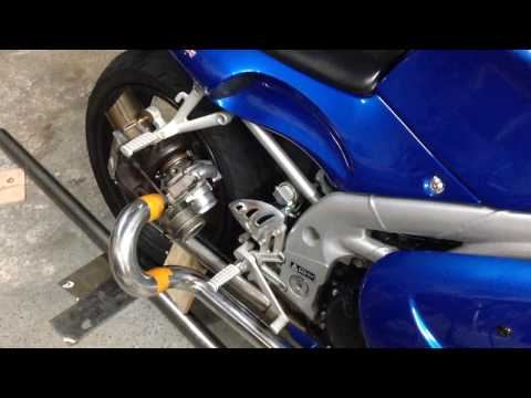 Triumph Daytona i Turbo