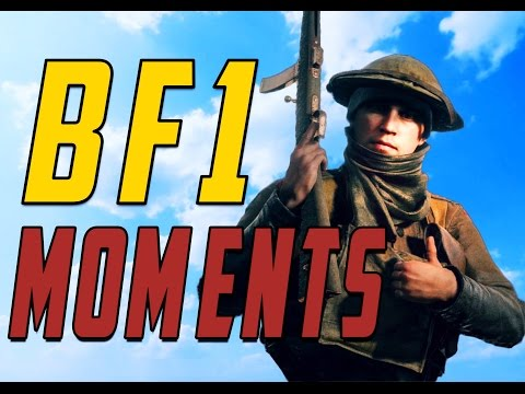 BATTLEFIELD 1 WTF MOMENTS #5