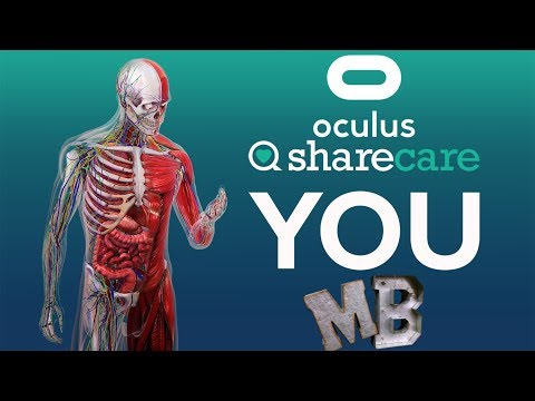 YOU by Sharecare – Human Body VR Sim (Oculus Rift)
