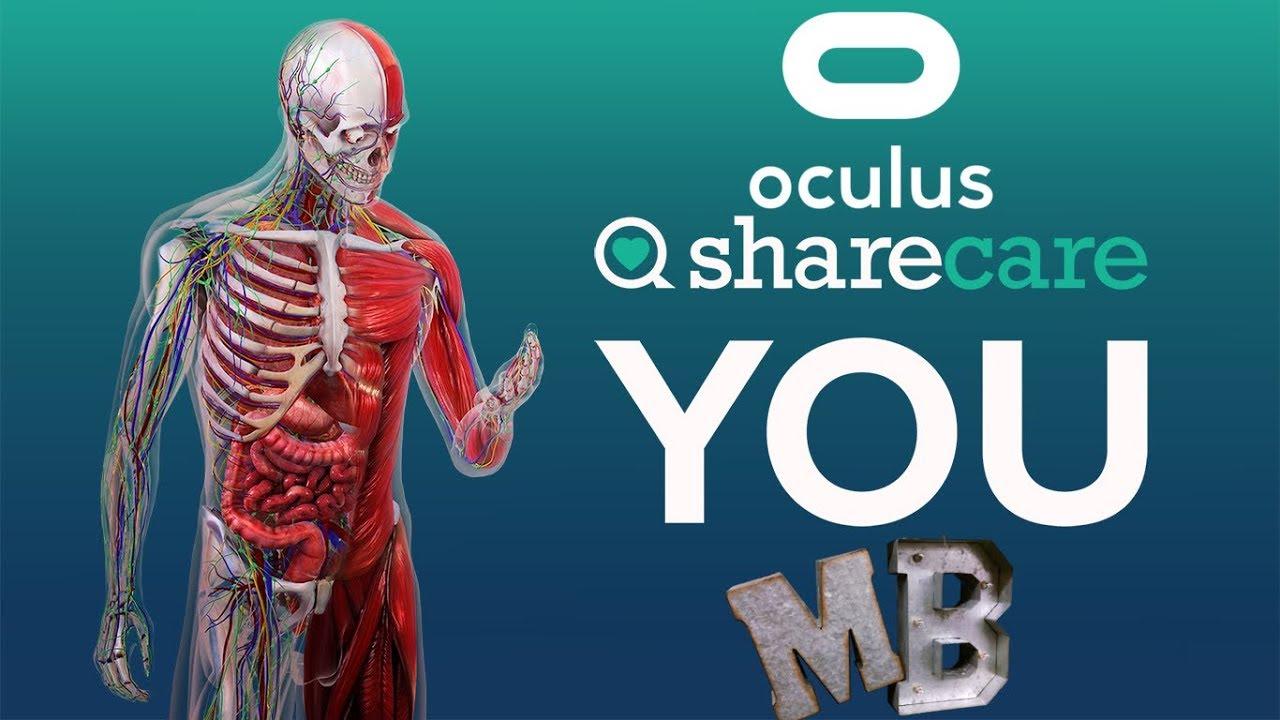 YOU by Sharecare - Human Body VR Sim (Oculus Rift)