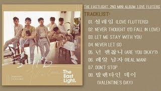 TheEastLight. 'Love Flutters' FULL ALBUM - Stafaband