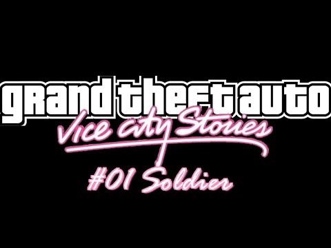 Grand Theft Auto: Vice City Stories 01 Soldier