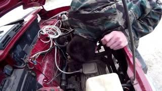 Электро ОКА (электромобиль) выезд №10  11.06.2015  - electric car VAZ 1111 OKA