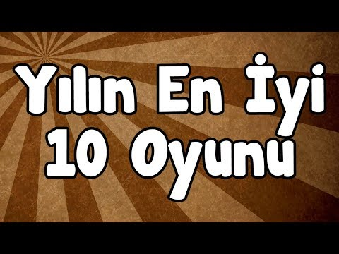EN İYİ 10 OYUN  2017 (PC/PS4/XBOX ONE)