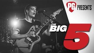 Porridge Radio's Dana Margolin: The Big 5