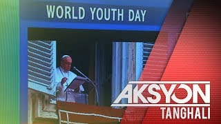 Pope Francis, pupunta sa World Youth Day
