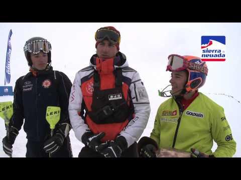 un-fin-de-semana-de-competición.-campeonato-de-españa-de-esquí-alpino-infantil-ii