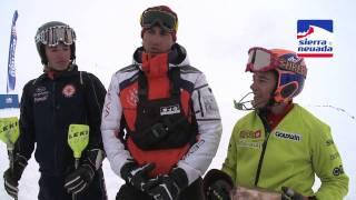Un fin de semana de competición. Campeonato de España de Esquí Alpino Infantil II