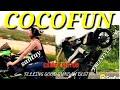 KUMPULAN VIDIO CEWEK MOTOR #COCOFUN  FELLING GOOD SUNDAY BEST