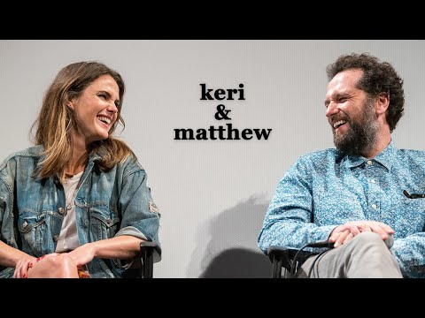 Keri Russell And Matthew Rhys Being Cute