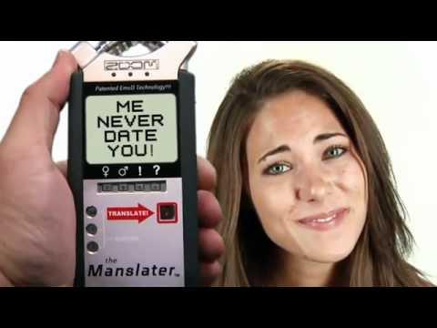 Video Pick: Woman Language Translator