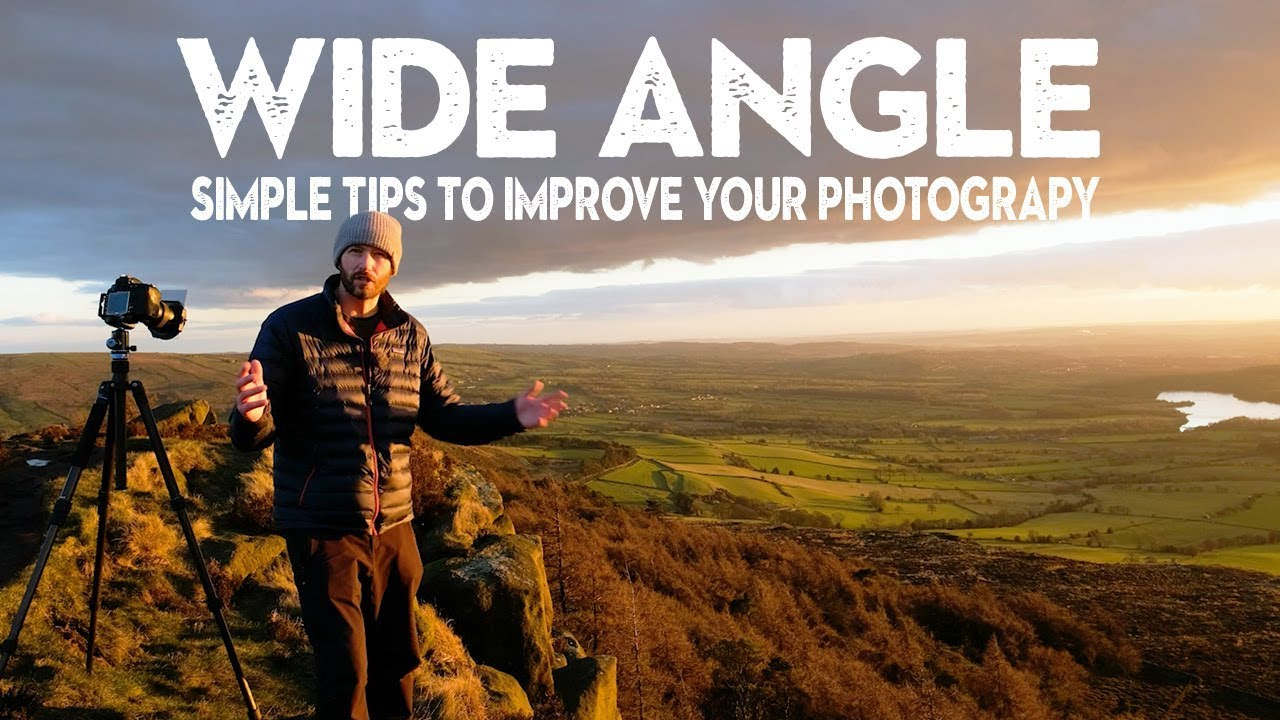 MASTER your WIDE ANGLE lens photography