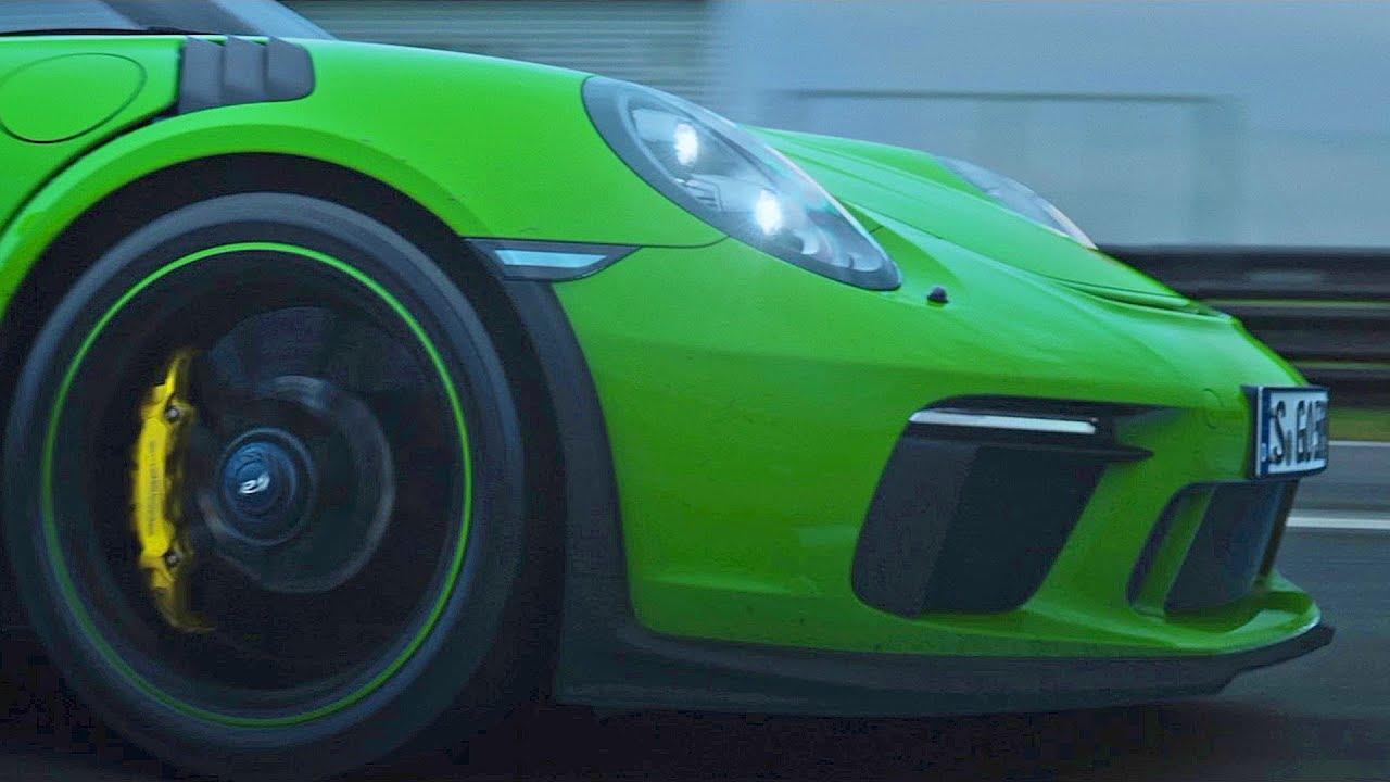 Porsche 911 GT3 RS (2018) Ready to Attack - Dauer: 95 Sekunden