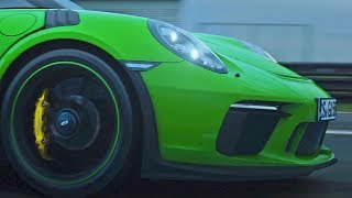 Porsche 911 GT3 RS (2018) Ready to Attack