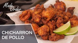 Chicharron de Pollo | Dominican Fried Chicken | Dominican Recipes | Made To Order | Chef Zee Cooks