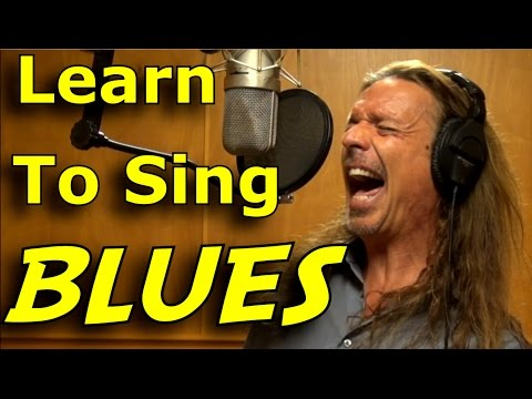 How To Sing Blues – Ken Tamplin – GOIN' HOME – Original Gospel Blues – Ken Tamplin Vocal Academy