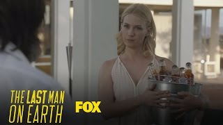 """THE LAST MAN ON EARTH 