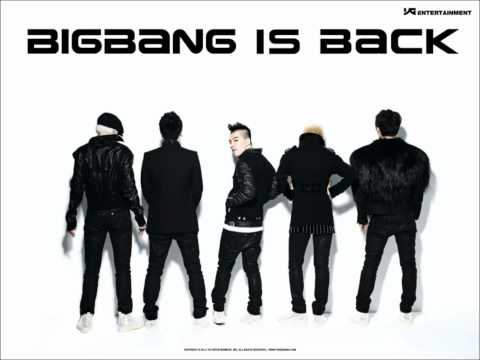 Somebody To Love - Big Bang (With Lyric and Mp3)