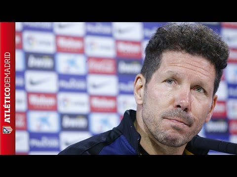 "ATM FLASH | Simeone: ""Las Palmas always plays thinking of attacking"""