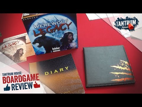 Ultimate Werewolf Legacy Preview - Boardgame Stories