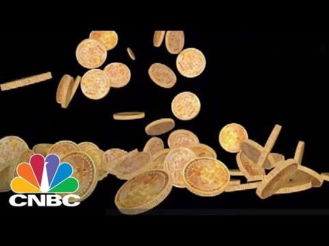 Bitcoin Market Cap Is Within Touching Distance Of Major Stocks Like Netflix | CNBC