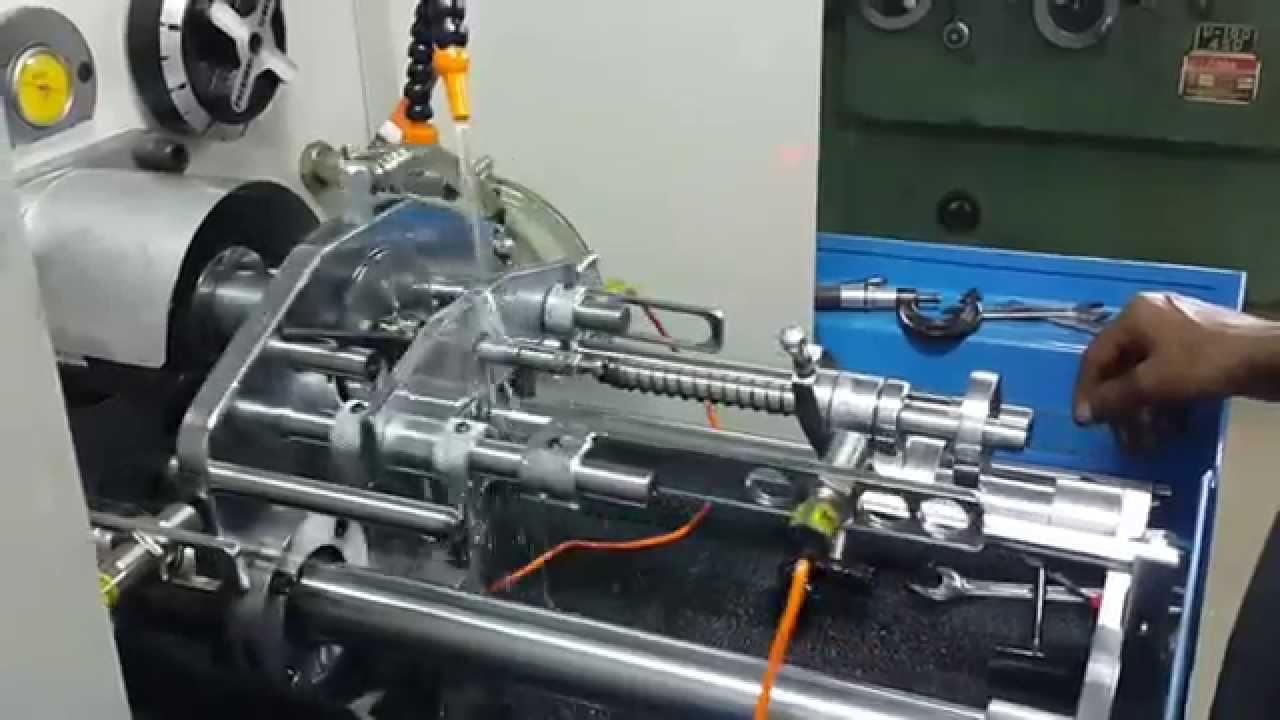 stroking machine