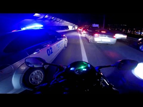 HIGH SPEED POLICE CHASES | POLICE vs. BIKERS | [Episode 11]
