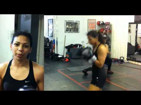 Ruqsana Begum - Arches Boxing Quick Interview 1 - YouTube