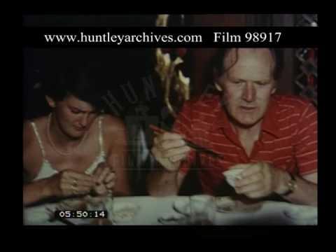 Chinese Restaurants, 1980s - Film 98917
