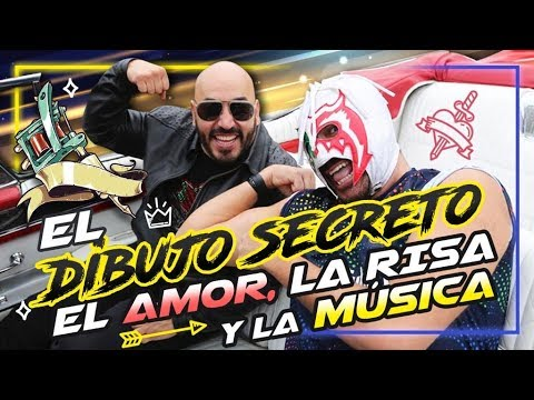 Lupillo Rivera & Escorpión Dorado al volante en Hollywood ‬