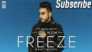 Freeze Karte(full song) // Rajat Nagpal //song in Hindi —T series music new song