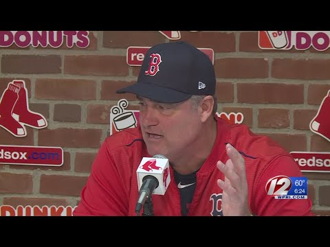 Red Sox confident in playoffs with Chris Sale on mound