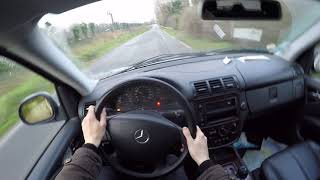 Mercedes-Benz ML320 W163 (2001…