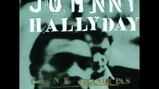 Johnny Hallyday - Ca ne change pas un homme (cover)