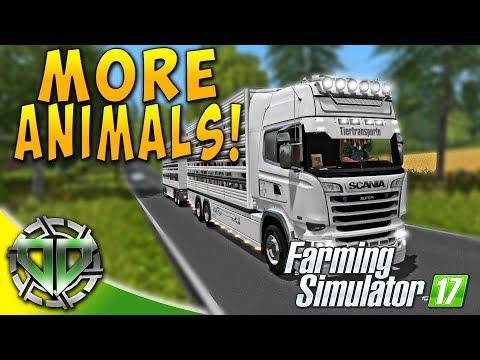 Snettertons Farm: More Animals! : Farming Simulator 17 (PC)
