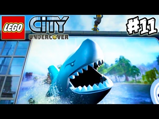 Fuga do Ninja! - Lego City Undercover #11 (Em Português) Travel Video