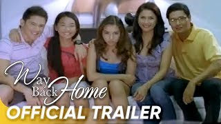 WAY BACK HOME cinema trailer