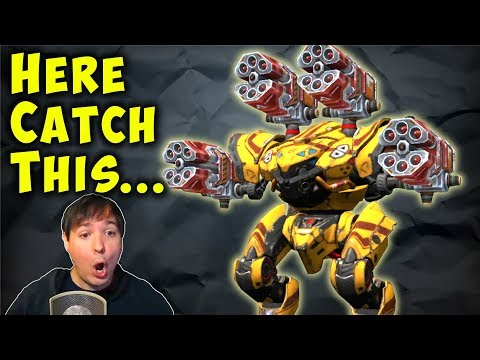 HERE CATCH THIS ! Brutal Godlike Vortex War Robots Fun Gameplay WR