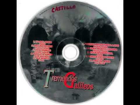 TREMENDOS   GALILEOS     ****     CD.   COMPLETO     ****