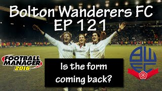 Football Manager 2016 - Bolton Wanderers EP121 - Champions League Draw