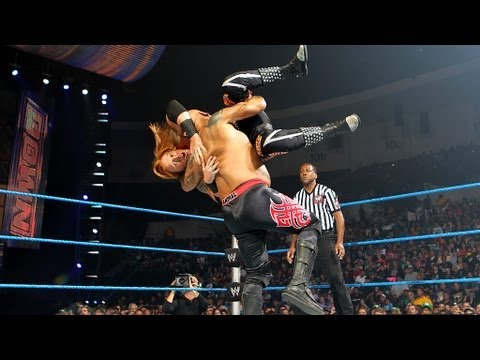 Road Warrior Animal vs. Heath Slater: SmackDown, July 20, 2012