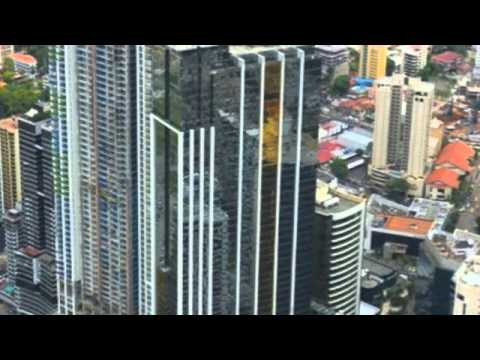 Top 10 Skyscrapers in Latin America 2013