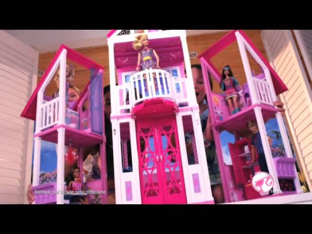 Barbie la casa di malib a 329 99 miglior prezzo su idealo for Casa barbie malibu