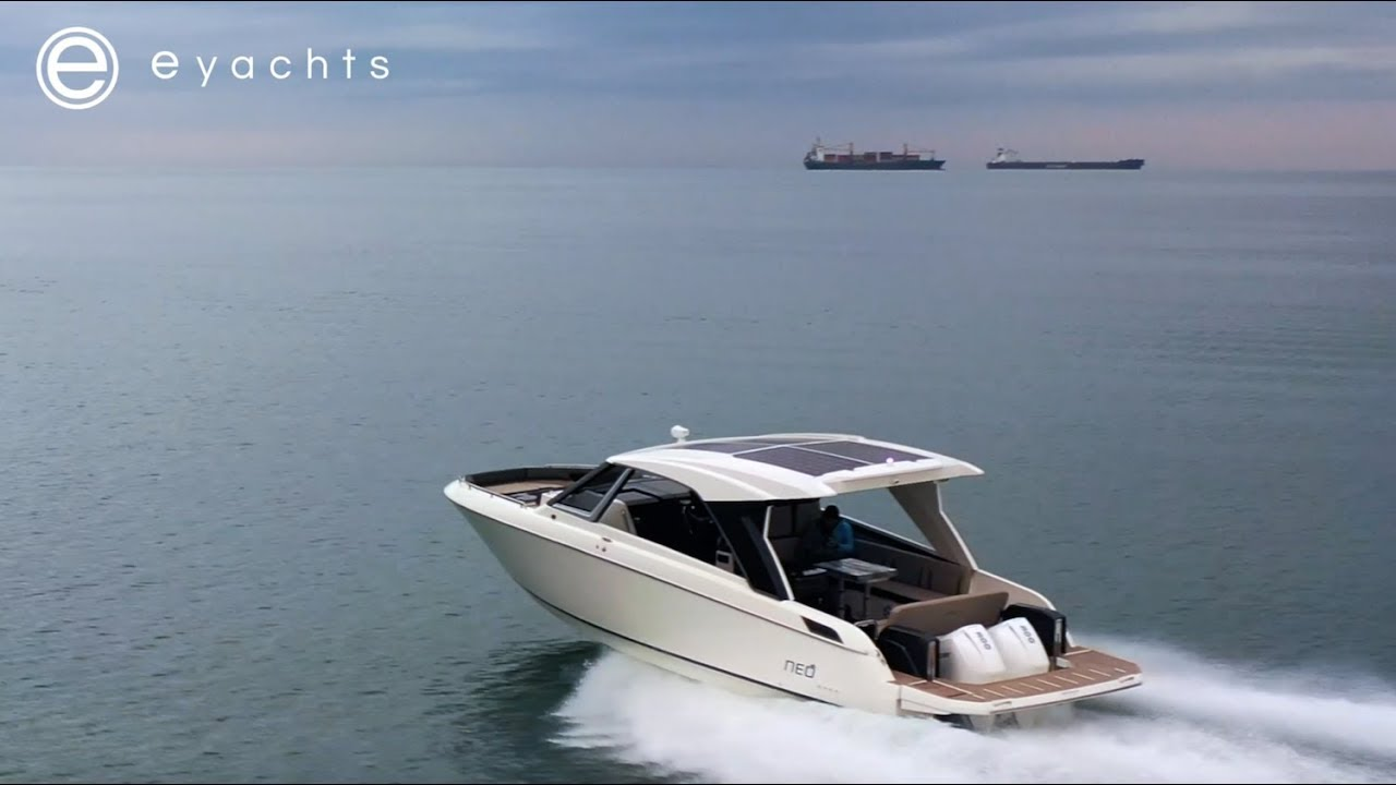 Eyachts - Bringing the best powerboats to Australia and New